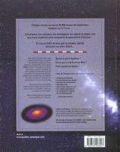 Atlas De L Univers - 4ème de couverture - Format classique