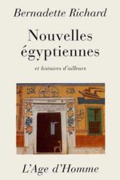 Nouvelles Egyptiennes - Couverture - Format classique