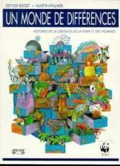 Monde De Differences (Un) - Couverture - Format classique