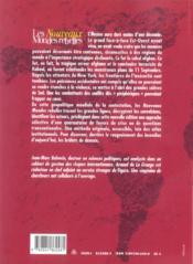 Les Nouveaux Mondes Rebelles ; Conflits, Terrorisme Et Contestations - 4ème de couverture - Format classique