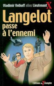 Langelot 30 - Langelot Passe A L'Ennemi - Couverture - Format classique