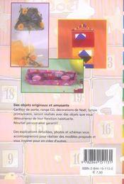 Métamorphose des objets - 4ème de couverture - Format classique