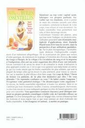 Guide pratique des huiles essentielles - 4ème de couverture - Format classique