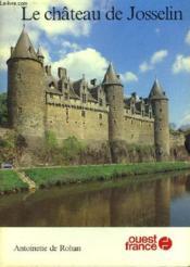 Le chateau de josselin - Couverture - Format classique