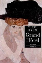 Grand Hotel - Couverture - Format classique