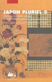 Japon pluriel t.5 - Couverture - Format classique