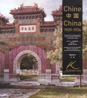 Chine t.2 ; 1909-1934 - Intérieur - Format classique