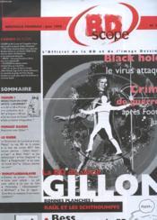 Bdscope N°14 - L'Officiel De La Bd De L'Image Dessinee - La Bd Du Siecle Gillon - Couverture - Format classique