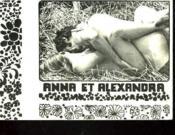 Anna Et Alexandra - Couverture - Format classique