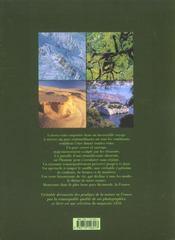 France terres sauvages - 4ème de couverture - Format classique