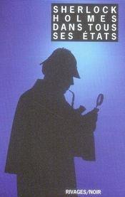 Sherlock Holmes dans tous ses états - Intérieur - Format classique
