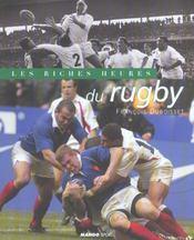 Les Riches Heures Du Rugby - Intérieur - Format classique