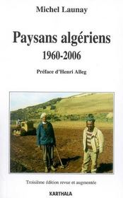 Paysans algériens 1960-2006 (3e édition) - Intérieur - Format classique