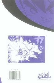 Yaiba T02 - 4ème de couverture - Format classique