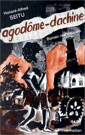 Agodome Dachine - Couverture - Format classique
