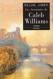 Les Aventures De Caleb Williams - Intérieur - Format classique