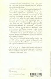 Impressions A La Saison Des Pluies - 4ème de couverture - Format classique