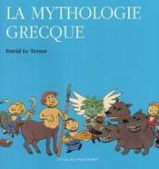 La Mythologie Grecque - Couverture - Format classique