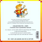 Une Balade A La Ferme - 4ème de couverture - Format classique