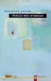 Parlez-Moi D'Amour - Couverture - Format classique