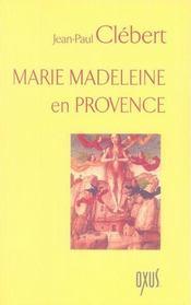 Marie madeleine en provence - Intérieur - Format classique