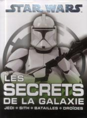 Vente  STAR WARS ; les secrets de la galaxie ; coffret collector  - Collectif