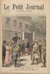 Petit Journal Illustre (Le) N°451 du 09/07/1899 - Couverture - Format classique