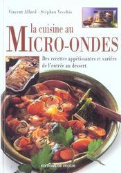 Cuisine Au Micro Ondes (La) - Intérieur - Format classique