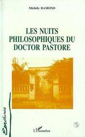Les Nuits Philosophiques Du Doctor Pastore - Intérieur - Format classique