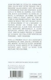 Faites-Moi Confiance - 4ème de couverture - Format classique