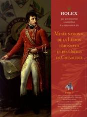 Connaissance Des Arts N.304 ; Musée National De La Légion D'Honneur Et Des Ordres De Chevalerie - 4ème de couverture - Format classique