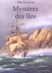 Mysteres Des Iles - Intérieur - Format classique