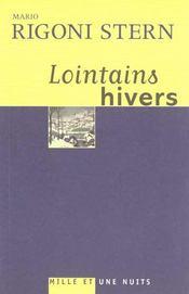 Lointains Hivers - Intérieur - Format classique