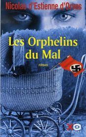Les Orphelins Du Mal - Intérieur - Format classique