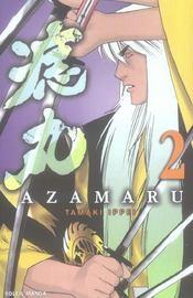 Azamaru T.2 - Intérieur - Format classique