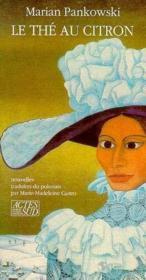 Le the au citron - Couverture - Format classique