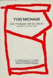 Les Marges De La Vision - Couverture - Format classique