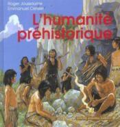L'Humanite Prehistorique - Couverture - Format classique