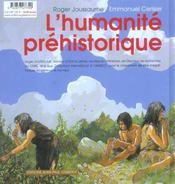 L'Humanite Prehistorique - 4ème de couverture - Format classique