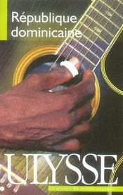 République dominicaine (8e édition) - Intérieur - Format classique