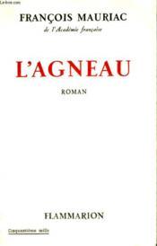 L'Agneau. - Couverture - Format classique