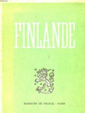 Finlande - Couverture - Format classique