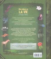 Mon Album De La Vie - 4ème de couverture - Format classique