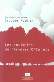 Les nouvelles de Flannery O'Connor - Intérieur - Format classique