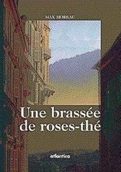 Une Brassee De Roses-The - Couverture - Format classique