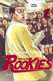 Rookies t.1 - Couverture - Format classique