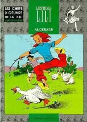 Chefs-D'Oeuvre De La Bd Espiegle Lili 1 - Couverture - Format classique
