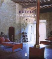 Hotels accueillants - Couverture - Format classique