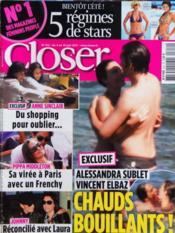 Closer N°312 du 04/06/2011 - Couverture - Format classique