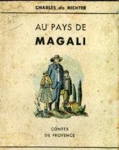 Au Pays De Magali - Contes De Provence - Couverture - Format classique